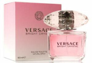 Versace Bright Crystal 3oz Women's Eau de Toilette
