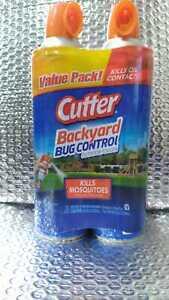 Cutter Backyard Bug Control Outdoor Fogger 2/16oz