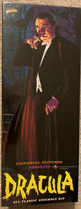 AURORA DRACULA MONSTER MODEL KIT - 1999 - Brand New - Sealed