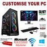 Extreme Fast Gaming PC Quad Core i5 Quad Core i7  16GB 1TBSSD, GTX1660 6GB Win10