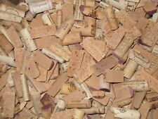 SALE 400 Pre-Cut Wine Cork Halves--Natural, No Synthetics, No Champagne Corks