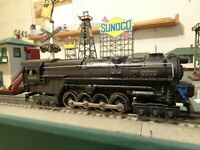 "Lionel Postwar 2020 PRR Turbine Steam Loco ""1947"" serviced & ready for work !"