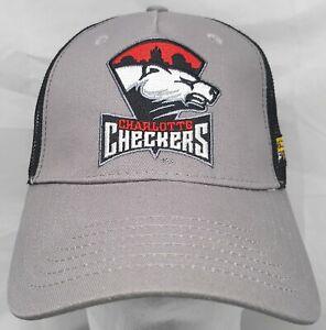 Charlotte Checkers NHL/AHL adjustable cap/hat