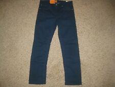 NWT NEW Hugo Boss Orange Slim Fit Men's Jeans 30 x 34 Dazzle Casual Dress Lounge