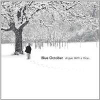"""BLUE OCTOBER """"ARGUE WITH A TREE"""" 2 CD NEW"""