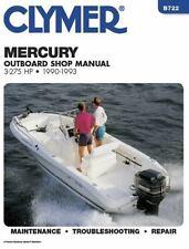 Mercury 3-275 HP OB 90-1993, Penton Staff