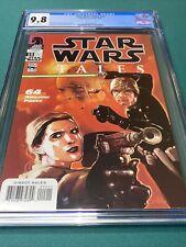 star wars comic cgc 9.8 tales 15