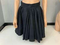 Kirsty Doyle New Black Skater Skirt Size 38 Uk 10 Bnwts Rrp £340