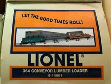 Vintage LIONEL No 364 Conveyor Lumber Loader 6-14001 NEW!