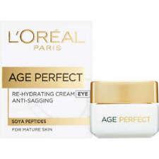 L'Oreal Paris Edad Perfecto Re-Hidratante Crema Ojos Anticaída Piel Madura 15ml