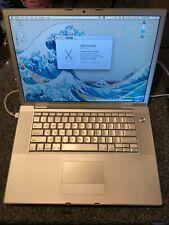 "Apple MacBook Pro A1226 15.4"" Laptop - MA896LL/A (June, 2007)"