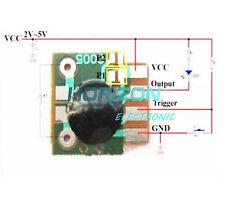 5Pcs Multifunction Delay-Trigger Timing Chip Mudule Timer IC Timing 2s - 1000h