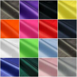Water Resistant Fabric Ripstop Kite Tent Flag Fabric by the Meter 2Oz 15 Colours