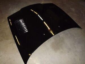 Carbon Motorhaube für BMW E36 Limousine GTR Style, Echt Carbon, kein GFK, 8,5kg