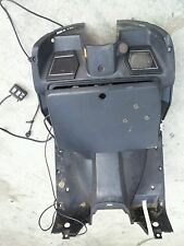 Honda CH250 Elite  250 OEM  Kenwood Radio Kit and inner glove box