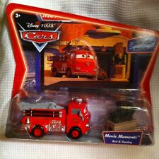 Disney Pixar Cars RED & STANLEY Movie Moments
