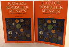 German Katalog Romischer Ancient Roman Coin Collecting Rome Numismatic 1974