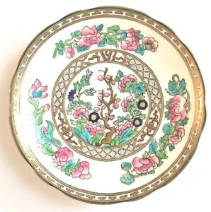 Coalport Indian Tree Saucer Only Scalloped Edge Replacement China