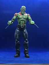 Marvel Legends Infinite BAF Arnim Zola series Drax the Destroyer Action figure