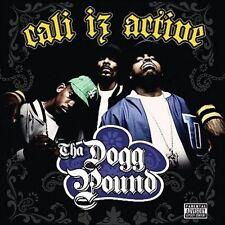 THA DOGG POUND - Cali Iz Active OOP Explicit Hiphop CD Snoop Nate Dogg RARE