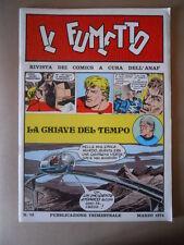 IL FUMETTO Rivista fumetti ANAF n°13 1974 Franko Payne Camillo Moscati [G757]