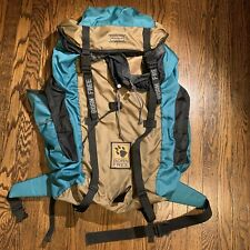 """Vintage Born Free Internal Frame Hiking 30"""" Backpack 1990s - Free Shipping"""
