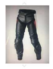 New BMW Motorbike Pants 100% Cowhide Leather Multi Colour Custom Made