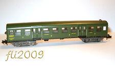 * Minitrix scala N 13024  Carrozza A/!0 Treno rapido di 2 Classe SNCF  OVP