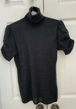 RALPH LAUREN Black Label Cashmere Turtle Neck Sweater Sz S