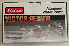 Edelbrock 88104 Victor Series Mechanical Water Pump fits Small Block Chevy SBC