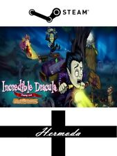 Incredible Dracula: Chasing Love Collector's Edition Steam Key-For PC or MAC