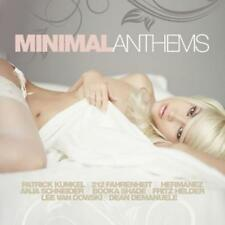 Minimal Anthems von Various Artists (2015) - 2 CDs - Cool - Look