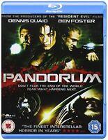 Pandorum [Blu-ray] [DVD][Region 2]