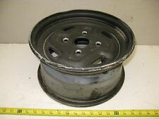 2008 08 Kawasaki KVF 650 Brute Force Used Aluminum Front Wheel Rim 12""