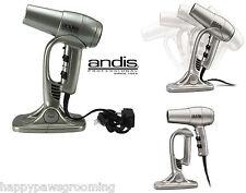 Andis Ionic/Ceramic Handsfree&Handheld Pet CAT DOG GROOMING HAIR Dryer w/Stand