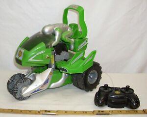 GEAR HEAD DUAL FUSION RC MOTORCYCLE TRANSFORMING WITH CONTROLLER
