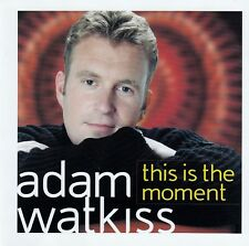 ADAM WATKISS : THIS IS THE MOMENT / CD