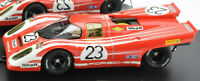 "Carrera ""Salzburg"" Porsche 917K #23 - 1970 24hr LeMans 1/32 Scale Slot Car 27569"