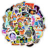 50 Pcs/lot ET Stickers Bomb Decal Vinyl Roll Car Skate Skateboard Laptop Luggage