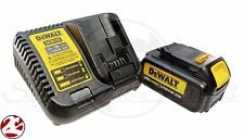 NEW DeWALT DCB200 20V MAX Lithium Ion Fuel Battery Pack 20 Volt DCB115 Charger