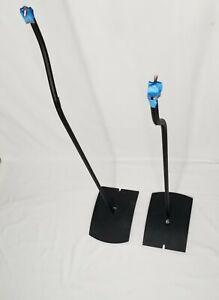 Bose UFS-20 Universal Cube Satellite Speaker Floor Stands W/ Mounting Brackets