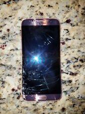 Samsung Galaxy S7 Edge Rose Gold PHONE (VERIZON)