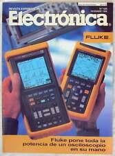 REVISTA ESPAÑOLA DE ELECTRÓNICA - Nº 529 DICIEMBRE 1998 - 82 PÁGINAS VER SUMARIO