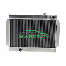 3 ROW CORE Aluminum Radiator FOR HOLDEN TORANA LJ LC LH LX V8