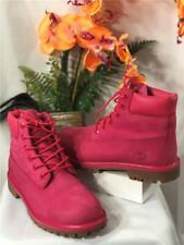 "TIMBERLAND Women Hot Pink Primaloft 200 Gram 6"" High Top Boots US6/ EU39/ UK5.5"