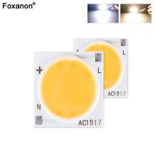12W ,Cool White ,AC220V,Smart IC LED Floodlight Cob Chip Ceramics Lamp DIY