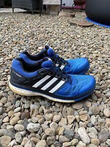 Adidas Supernova Glide Boost Blue Trainers UK 9 M21969