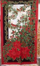 Fabric,  Christmas Panel