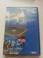 Micros 9700 Hms Pos System Installation Software Discs V 30 301