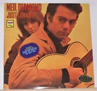 Neil Diamond ‎- Just For You - Original 1967 Vinyl LP Record Album Bang BLP 217